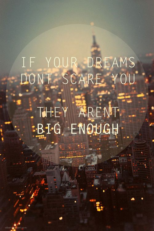 if dreams dont